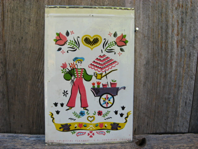 Vintage Ardens Candy Tin